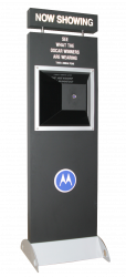Motorola stand