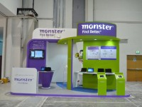 Monster Stand Design & Build by DSA