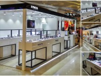 Paese Cosmetics Kiosk Design & Build by DSA