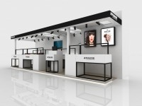 Paese Cosmetics Century Mall Dubai Kiosk Design and Build by DSA