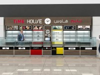 Time House Deira Muteena Lulu Kiosk Design and Build by DSA