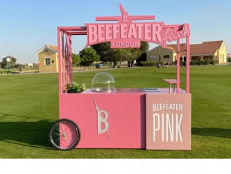 Beefeter Pink